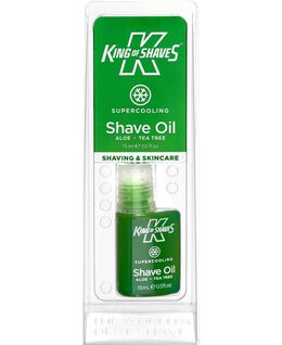 Cooling Shave Oil 15ml