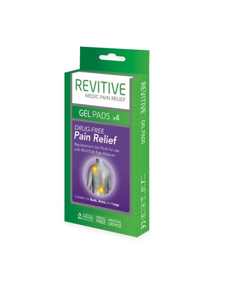 Pain Reliever Replacement Pads