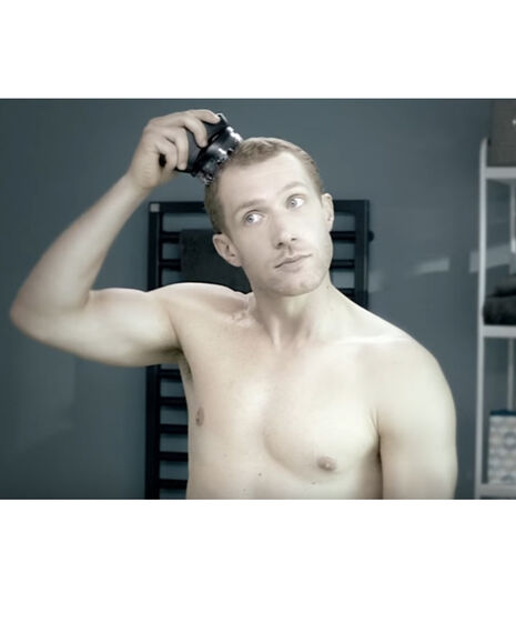 Crew Cut Hair Clipper