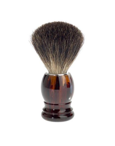 Pure Badger Brush - Tortoise Shell