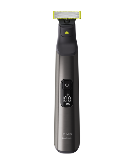 OneBlade Pro Face & Body with Premium Travel Case and Charging Stand
