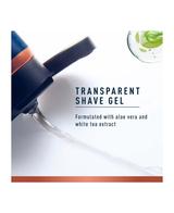 Transparent Shave Gel 150mL