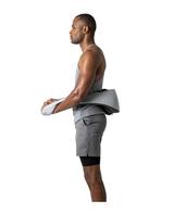 Realtouch Wireless Neck and Back Shiatsu Massager with Heat