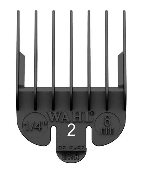 Plastic Black Guide Combs #1 - #4