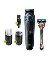 Series 5 Beard Trimmer with Gillette ProGlide Razor