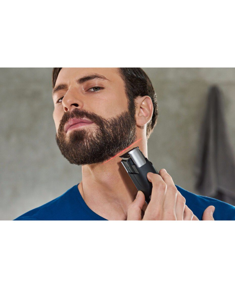 philips bt9297 laser beard trimmer shaver shop. Black Bedroom Furniture Sets. Home Design Ideas