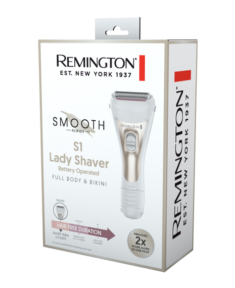 S1 Smooth Lady Shaver