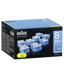 Clean & Renew Cartridge Refill 8 Pack