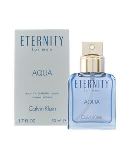 Eternity Aqua for Men Eau De Toilette - 50mL