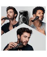 Beard Trimmer and Hair Clipper with 20 Length Settings