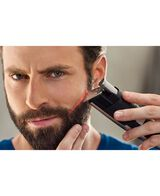 Series 9000 Beard Trimmer with Laser Guide