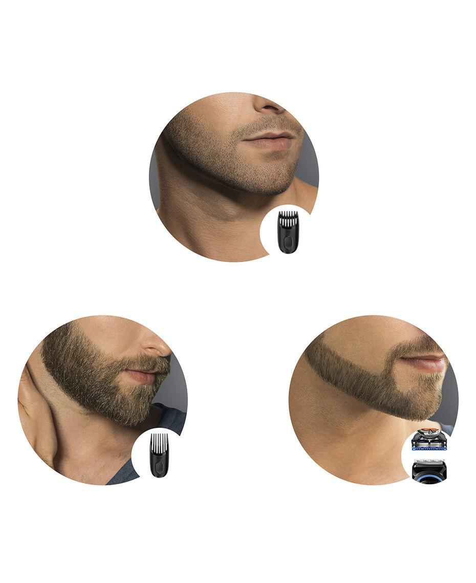 Braun Bt3040 Men S Ultimate Hair Clipper Beard Trimmer