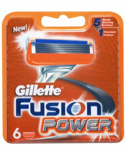 Fusion Power 6 Pack Blades