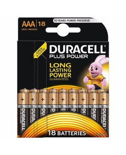 AAA Batteries 18 Pack