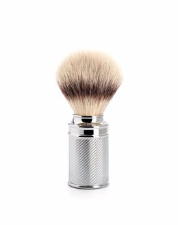 Silvertip Fibre® Shave Brush - Chrome