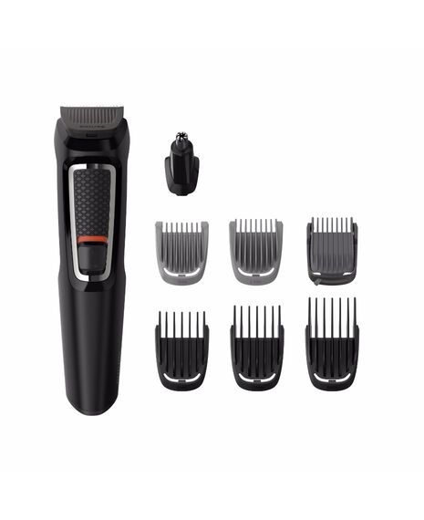 3000 Series 8-in-1 Face & Hair Multigroom Kit