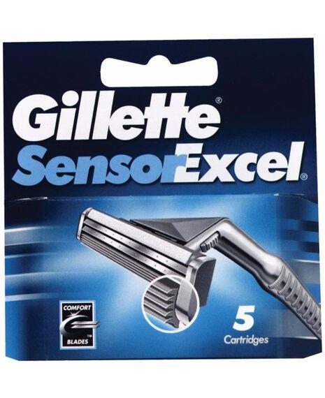 Sensor Excel Blades Refill 5 Pack