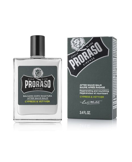 Aftershave Balm Cypress and Vetyver - 100mL