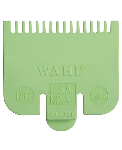 #1/2  Plastic Comb