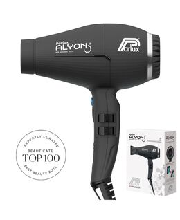 Alyon Air Ionizer Tech Hair Dryer 2250W - Black