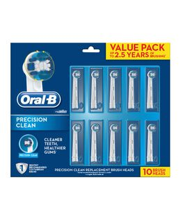 Precision Clean Brushhead Refill 10pk