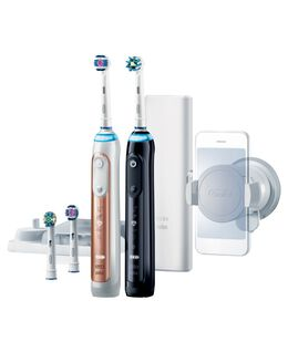 Oral B Genius 9000 Dual Handle