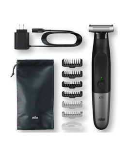 Series X Wet & Dry All-In-One Tool with 6 Attachments & Travel Pouch