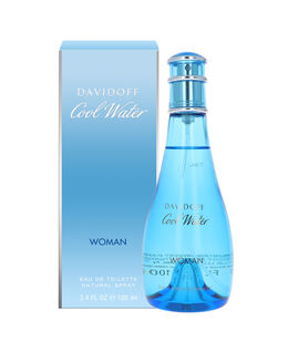 Cool Water Woman Eau Deodorante - 100mL