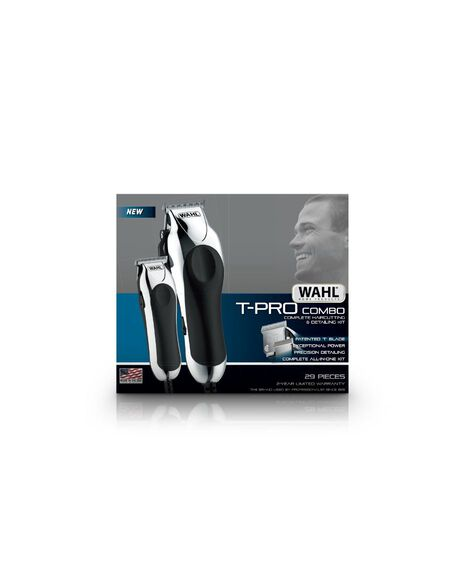 T-Pro Clipper & Trimmer Hair Clipper Kit