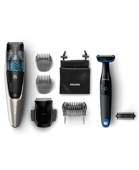 7000 Series BT7220/85 Vacuum Beard Trimmer