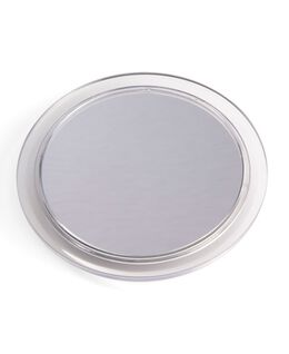 7X Round Suction Mirror - Medium