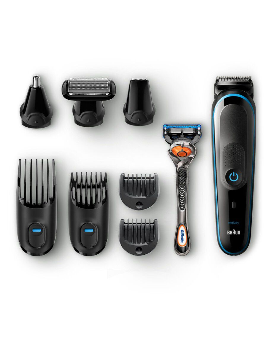 Braun | 9 in 1 Multi Grooming Kit | Shaver Shop