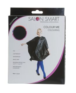 Colour Me Cape - Black