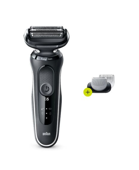 Series 5 Easy Rinse Shaver with Beard Trimmer Head