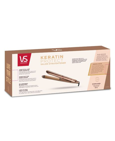 Keratin Protect Salon Straightener