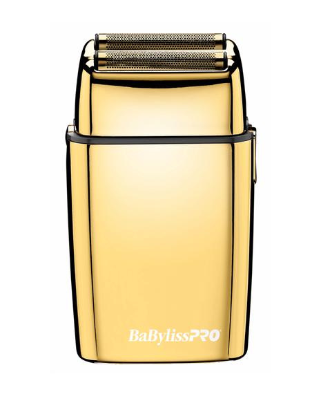 Double Foil Shaver - Gold