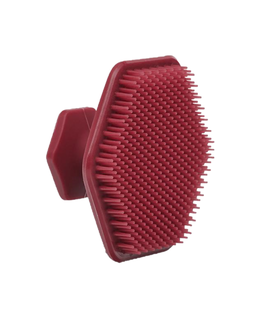 The Face Scrubber | Gentle - Burgundy
