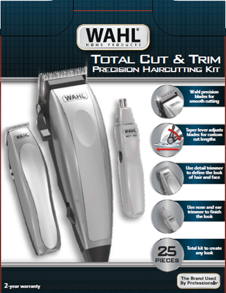 Total Cut and Trim Hair Clipper