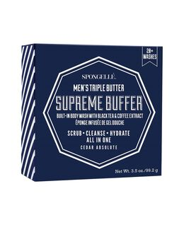 Men's Supreme Cedar Buffer 20+ Uses