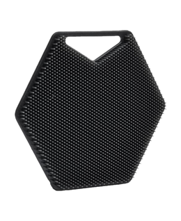 The Silicone Body Scrubber | Charcoal