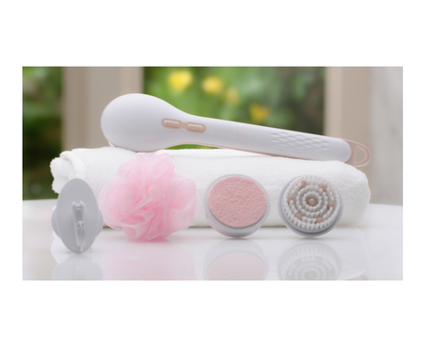 Cleanse Spa Spinning Body Brush