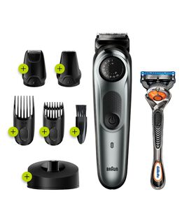 Series 7 Beard Trimmer with Gillette ProGlide Razor