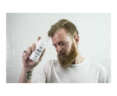 2 in 1 Beard Care King of Wood - 100ml