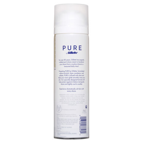 Pure Soothing Shave Gel 170gm