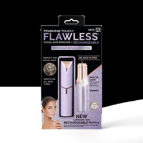 Deluxe Facial Hair Remover - Glitter Lavender