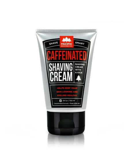 Caffeinated Shave Cream