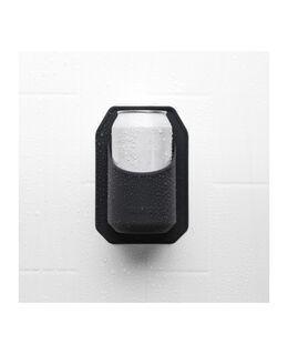 Shower Beer Holder - Charcoal