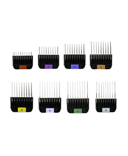 #1 - #8 Stainless Steel Guide Combs