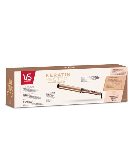 Keratin Protect Undone Waves