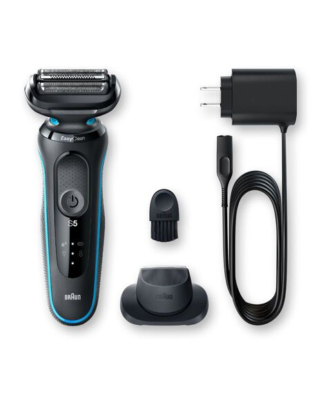 Series 5 Easy Rinse Shaver with Precision Trimmer Head